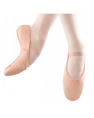 Zapatilla de Ballet Bloch Arise Suela Entera y Cuero