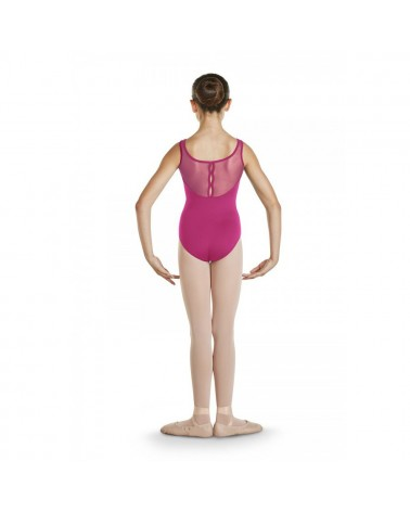 Maillot infantil Ballet Rosa
