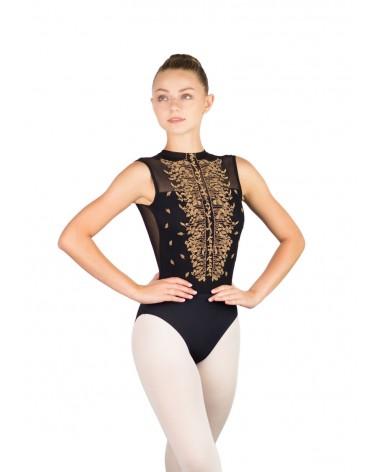 Maillot Ballet Harper Ballet Rosa