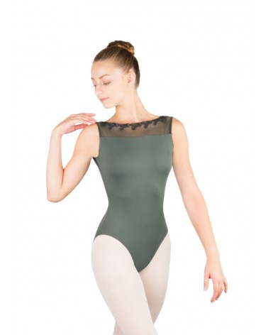 Maillot Ballet Novella Ballet Rosa