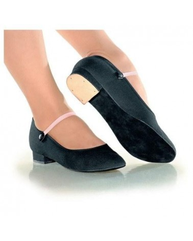 Zapatos de Royal Negros Bajos