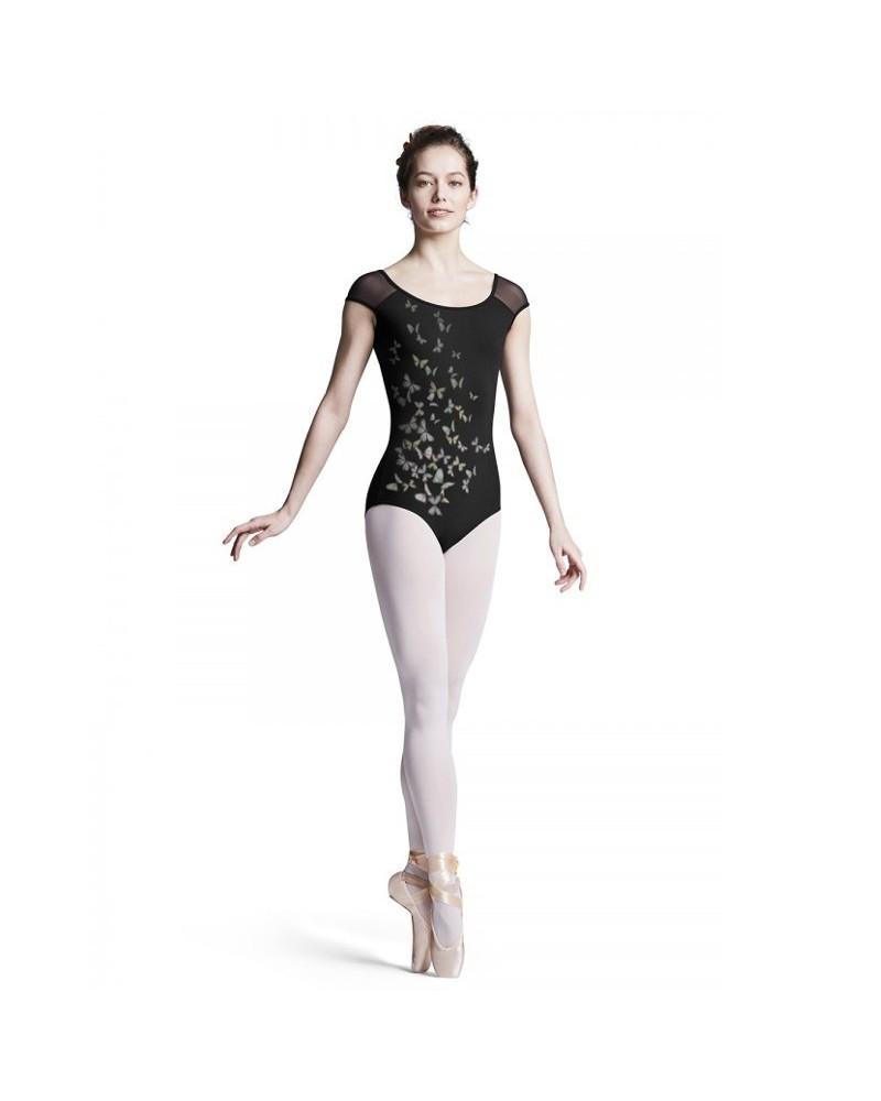 Maillot Ballet Bloch Mariposas