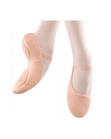 Zapatilla de ballet suela partida Arise Bloch