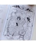 Libro para colorear Ballet Papier
