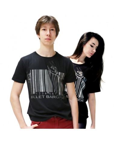 Camiseta Código de Barras Unisex