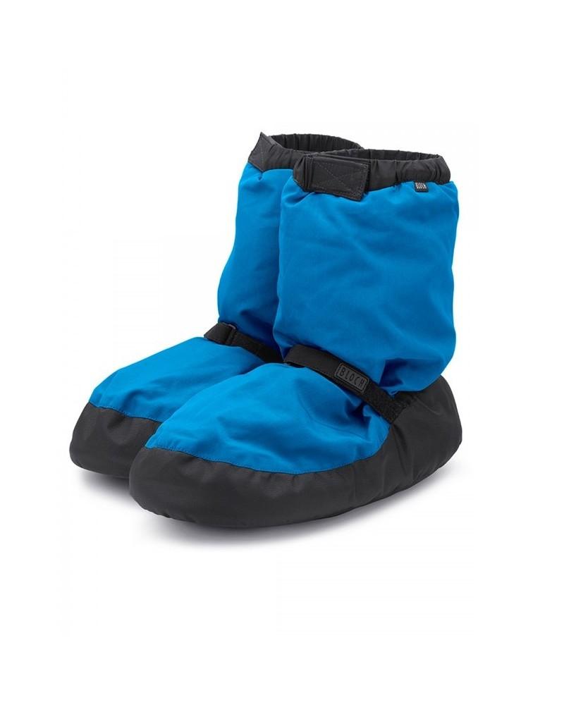 Botas Calentadoras Bloch Azul Turquesa