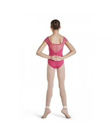 Maillot ballet infantil Rosa fuerte