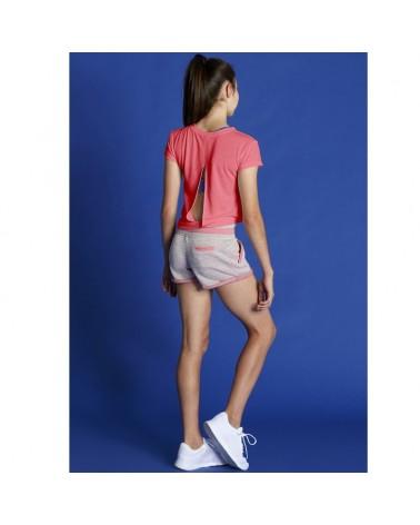 Camiseta Bailarina Espalda Abierta