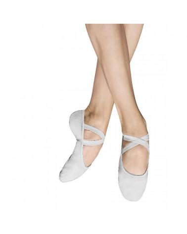 Zapatilla de ballet Bloch Performa Blanca