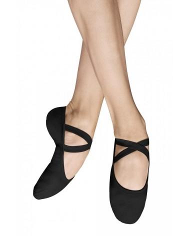 Zapatilla de ballet Bloch Performa Negra